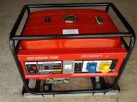 5.5 KVA Nixon portable generator