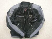 Motorbike jacket IXS