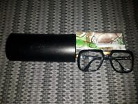 CHRISTMAS SALE! (NEW - Size 56mm) Authentic Cazal 616 Eyeglasses 001 Black/Gold Clear Lens - £100