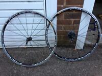 Fulcrum racing 5 wheels wheel set