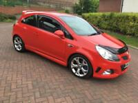FORGED VAUXHALL CORSA VXR 1.6 TURBO VERY CLEAN!! PX SWAP