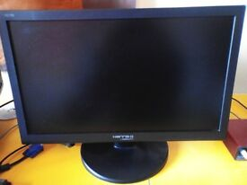 HannsG HE195ANB 18.5-Inch Widescreen LED Monitor