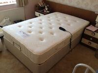 KENDAL 4' ELECTRIC ADJUSTABLE BED