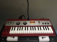 Korg Microkorg XL Limited Red