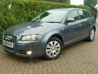 2008 AUDI A3 1.9 TDI E*FSH*PANORAMIC ROOF*R.TAX-£30+CHEAP INSURANCE*#SEAT#GOLF#BMW