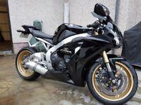 Honda Fireblade Motorbike