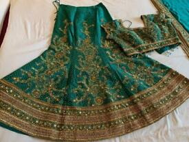 Party wear lengha