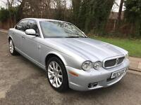 2007 Jaguar XJ tdvi sovereign auto facelift 69,000 miles