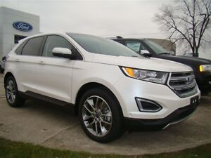 2016 Ford Edge Titanium - DEMO VEHICLE!