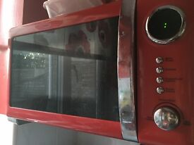 Red microwave