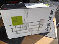 Simple human dish rack - new in box