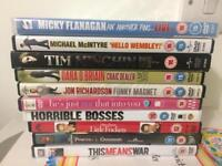 Assorted DVDs inc. some boxsets