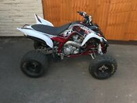 Yamaha raptor 700 in mint condition and unabused