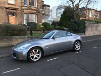 Nissan 350z GT - SAT NAV. Low Millage (53k), Perfect Condition, 1 Previous Owner