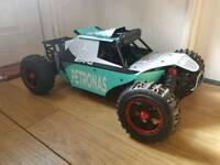 Losi DBXL. 26cc. 1-5 Scale Petrol RC Car Buggy. Upgrades