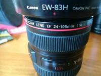 Canon F4 24-105 L IS USM