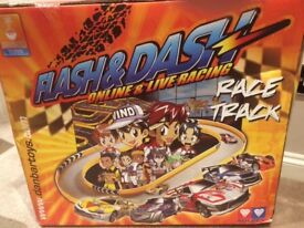 Flash & Dash Race Track
