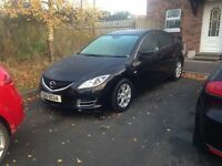FINANCE WARRANTY 2010 mazda 6 diesel 85k miles , MAY PART EXCHANGE PX P/EX