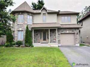 409 999$ - Maison 2 étages à vendre à Gatineau (Aylmer)