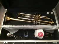 Boosey and Hawkes Regent Trumpet