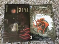 Batman / BatWoman Graphic Novels