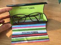 Women's William Morris tortoiseshell glasses