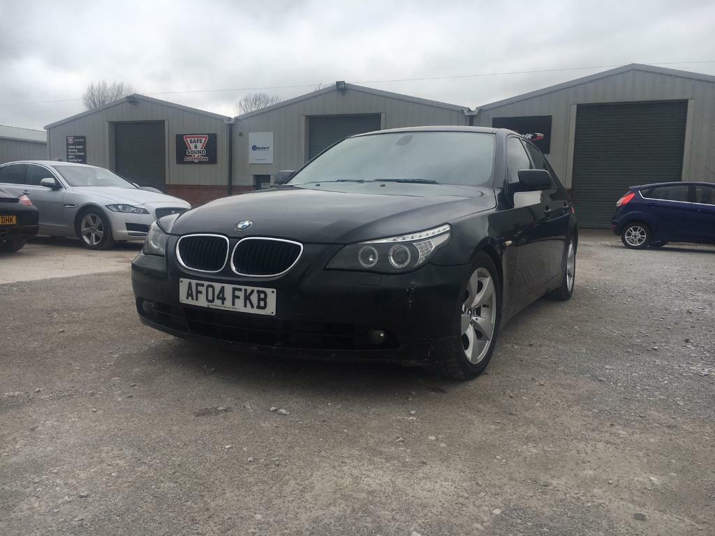 bmw e60 530d 2004 reg automatic in leighton buzzard bedfordshire gumtree. Black Bedroom Furniture Sets. Home Design Ideas