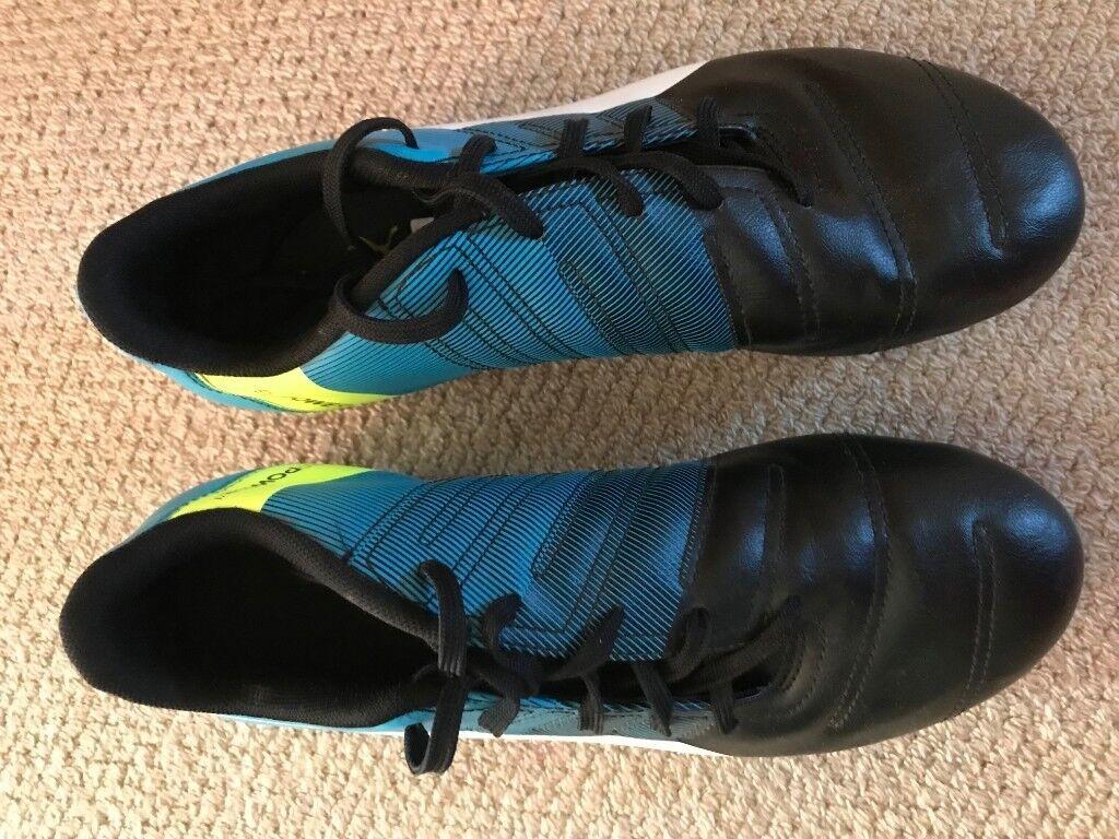 Puma evoPOWER 4.3 FG football boots (UK size 5.5)  e5883c121