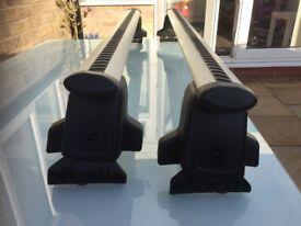 genuine Audi A3 roofbars