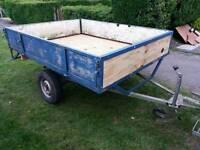 6.5ft x 5ft trailer
