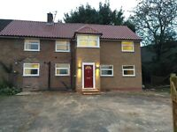 5/6 Bed house 2 miles of stafford town centre, new development high standard, Ample parking.