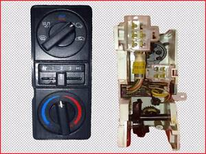 Holden Commodore VR ⁄ VS A/C Heater Controls Switch Unit Bonnyrigg Heights Fairfield Area Preview
