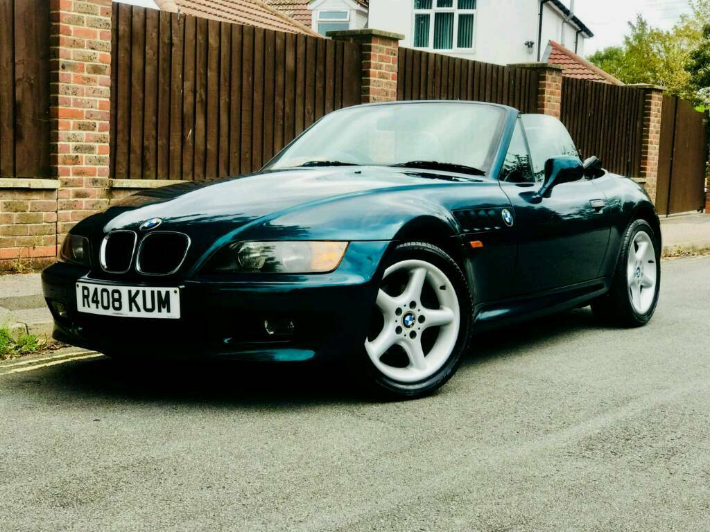 Bmw Z3 Genuine Low Mileage Excellent Condition With Full