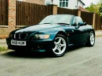 BMW Z3 Genuine low mileage excellent condition with Full BMW service history