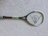 Squash or Badminton racquet