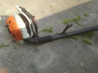 Stihl br600 blower