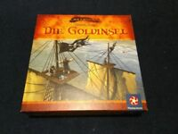 Cartagena 3 : Die Goldinsel - Board Game