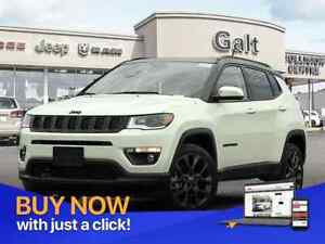 2019 Jeep Compass HIGH ALTITUDE 4X4 | LEATHER SUNROOF PWR LIFTGA