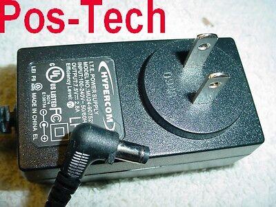 Hypercom T4210 T4220 M4230 Power Adapter Original