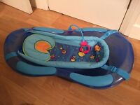 Fisher Price Baby Bath Tub and Hammock