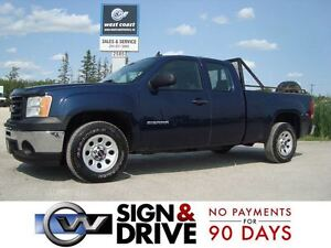 2010 GMC Sierra 1500 WT 4x4 *Only $52 Weekly $0 Down*