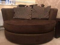 DFS Cuddle chair