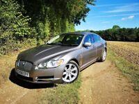 2008 Jaguar XF X250 2.7 TD Premium Luxury