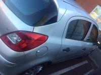 Vauxhall Corsa 61 Plate Silver 5 Door 1.2