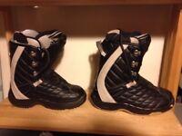Northwave Legend snowbrd boots sz 7uk