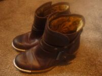 FLY London boots - Size 5