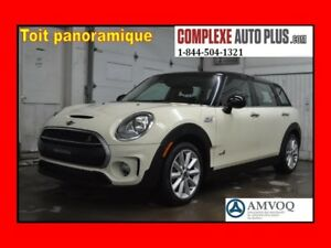 2017 Mini Cooper Clubman S ALL4 AWD *Cuir, Toit panoramique