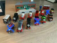 £3each unless stated otherwise. Thomas The Tank Engine And Friends Take Along N Play magnetic trains