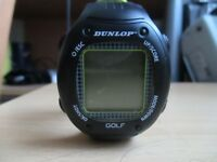 Golf Watch Dunlop