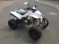 2015 Bashan 250cc Road legal Quad Bike, Road registered, 10 MONTHS MOT